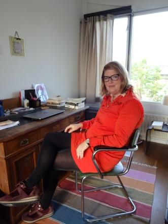 foto Clara bureau verticaal